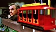 Mr. Rogers and Trolly