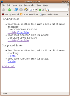 Tasks thumbnail
